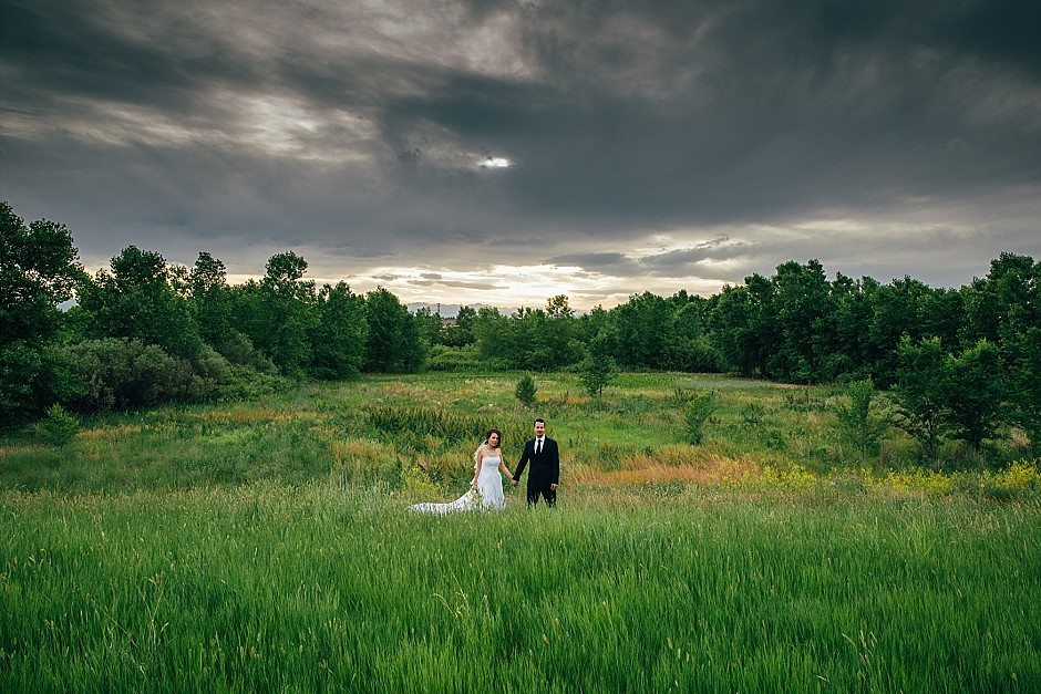 Denver Cherry Hills Wedding Photo