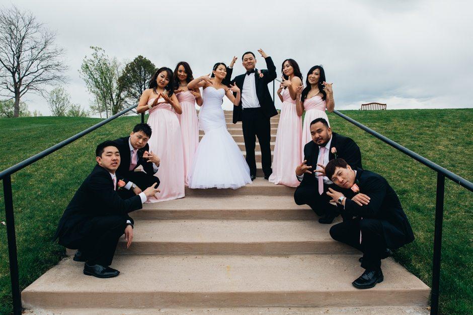 Valley Country Club Centennial Colorado Wedding-149