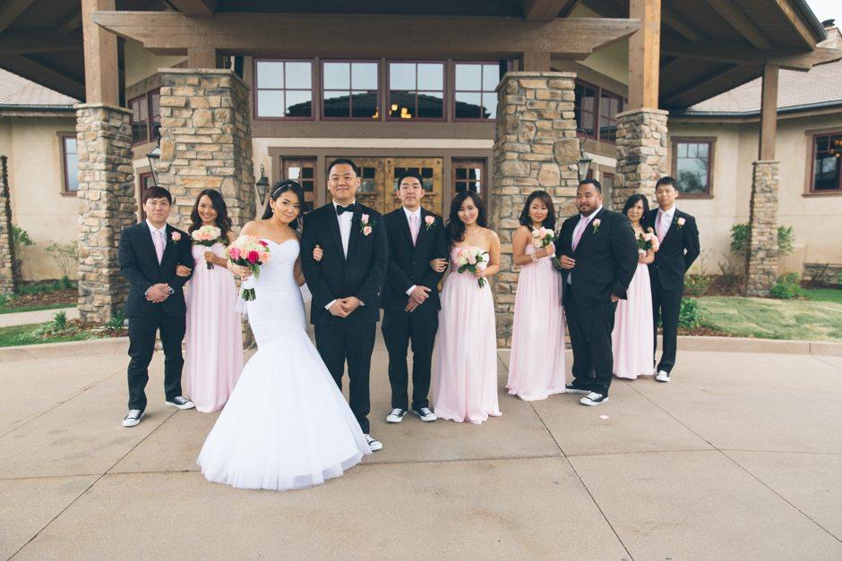 Valley Country Club Centennial Colorado Wedding-166