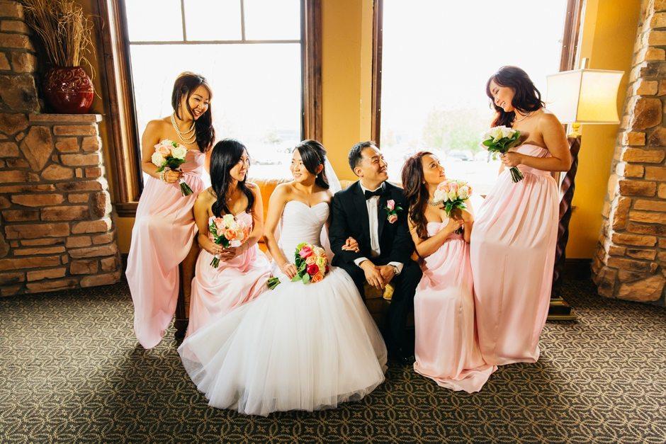 Valley Country Club Centennial Colorado Wedding-169