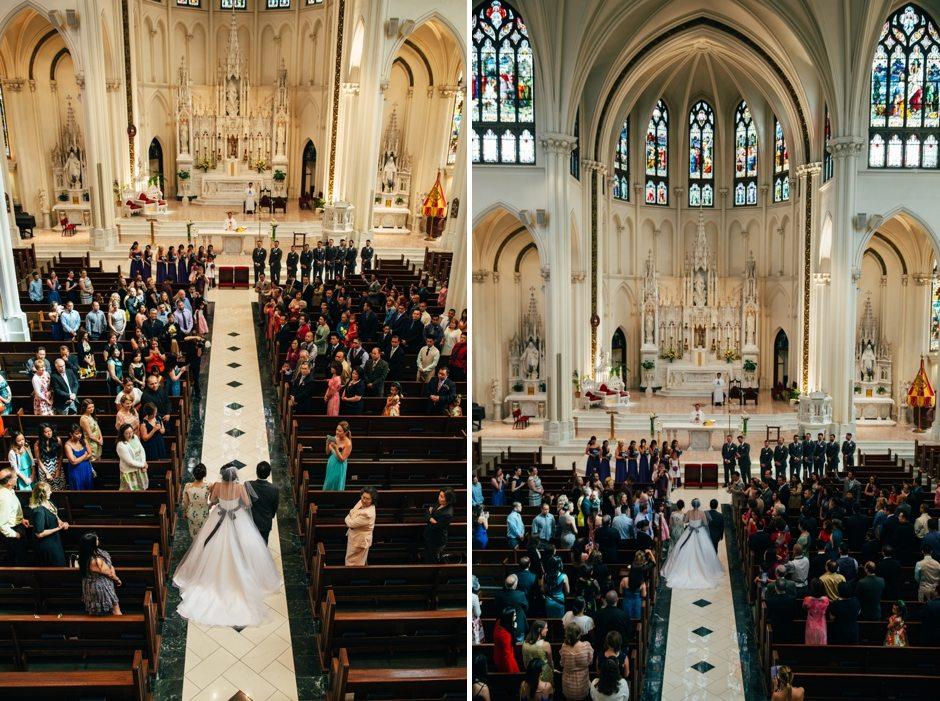 Colorado Denver Cathedral Basilica Wedding Photography_0020