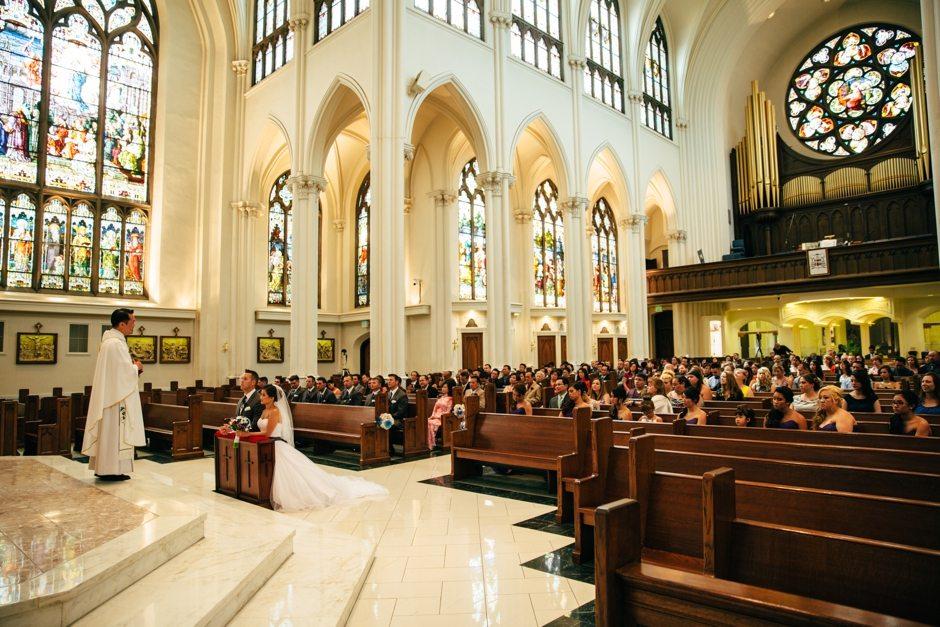 Colorado Denver Cathedral Basilica Wedding Photography_0027