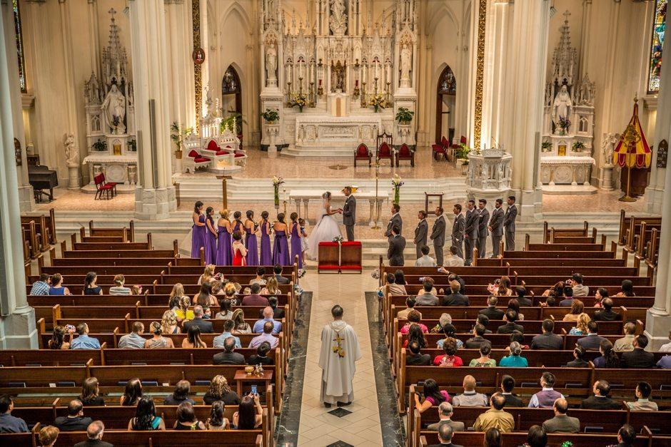 Colorado Denver Cathedral Basilica Wedding Photography_0028