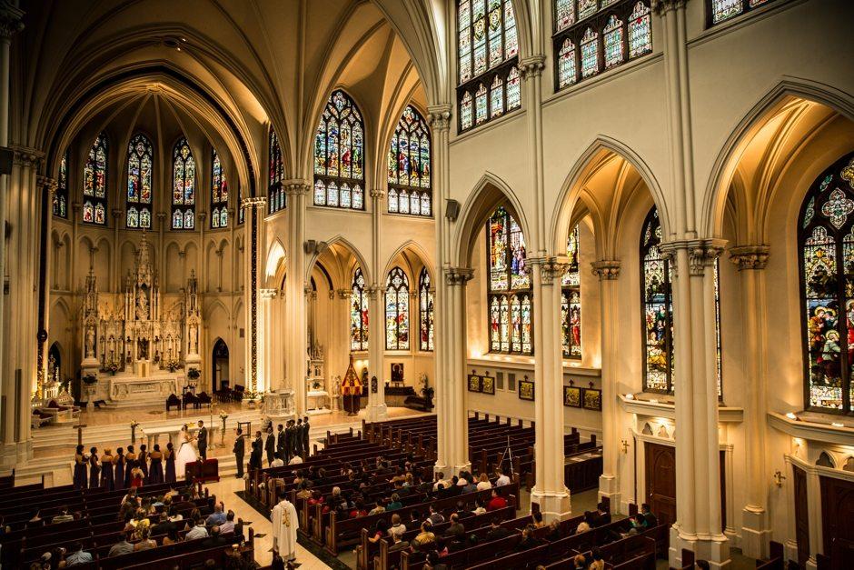 Colorado Denver Cathedral Basilica Wedding Photography_0029