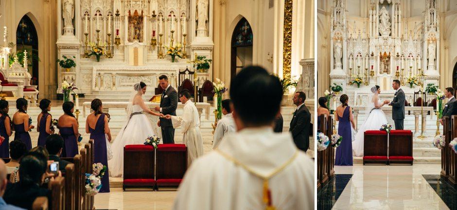 Colorado Denver Cathedral Basilica Wedding Photography_0030