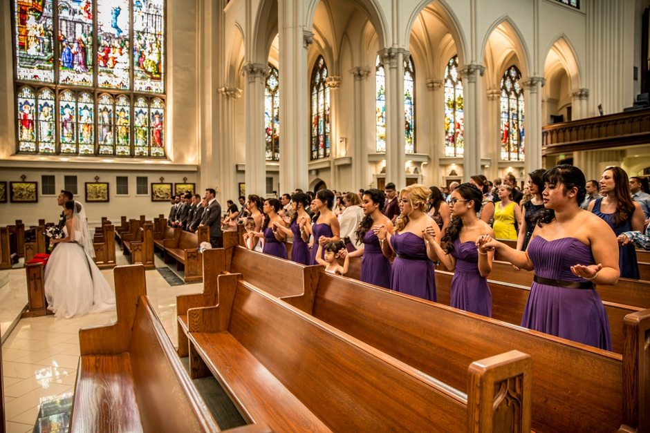 Colorado Denver Cathedral Basilica Wedding Photography_0033