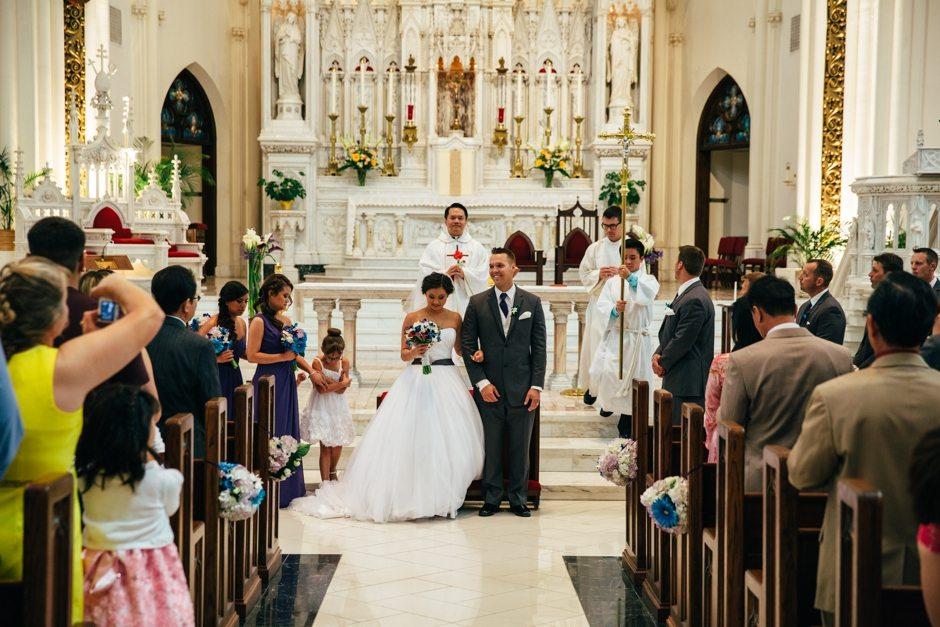 Colorado Denver Cathedral Basilica Wedding Photography_0038