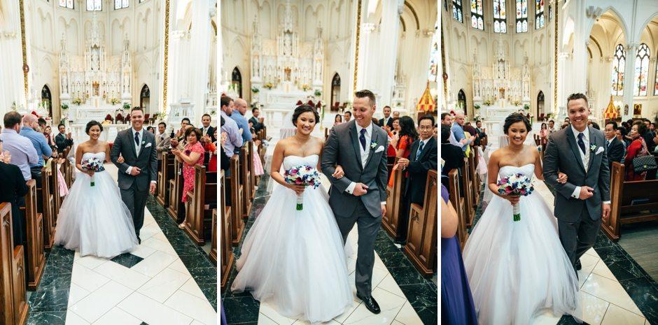 Colorado Denver Cathedral Basilica Wedding Photography_0040