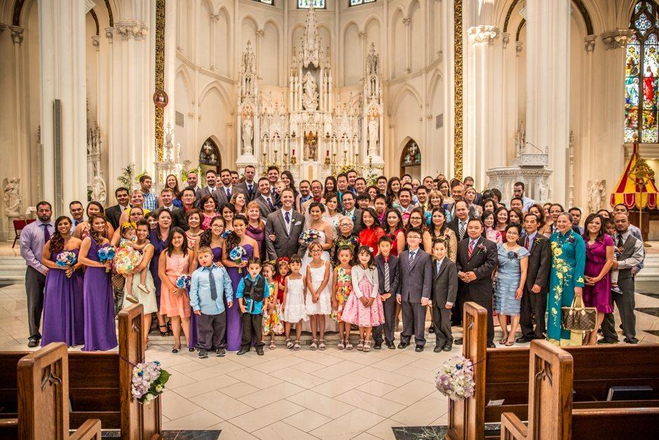 Colorado Denver Cathedral Basilica Wedding Photography_0042
