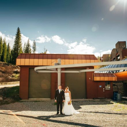 Beaver Run Breckenridge Wedding Photographer