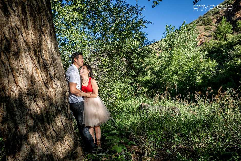 Colorado Outdoors Engagement Session Golden-30