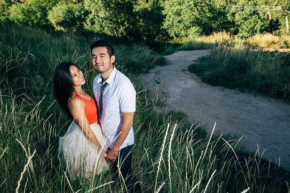 Colorado Outdoors Engagement Session Golden-5