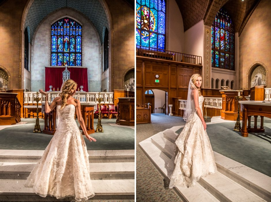 St Ignatius Loyola Catholic Mile High Station Wedding 106