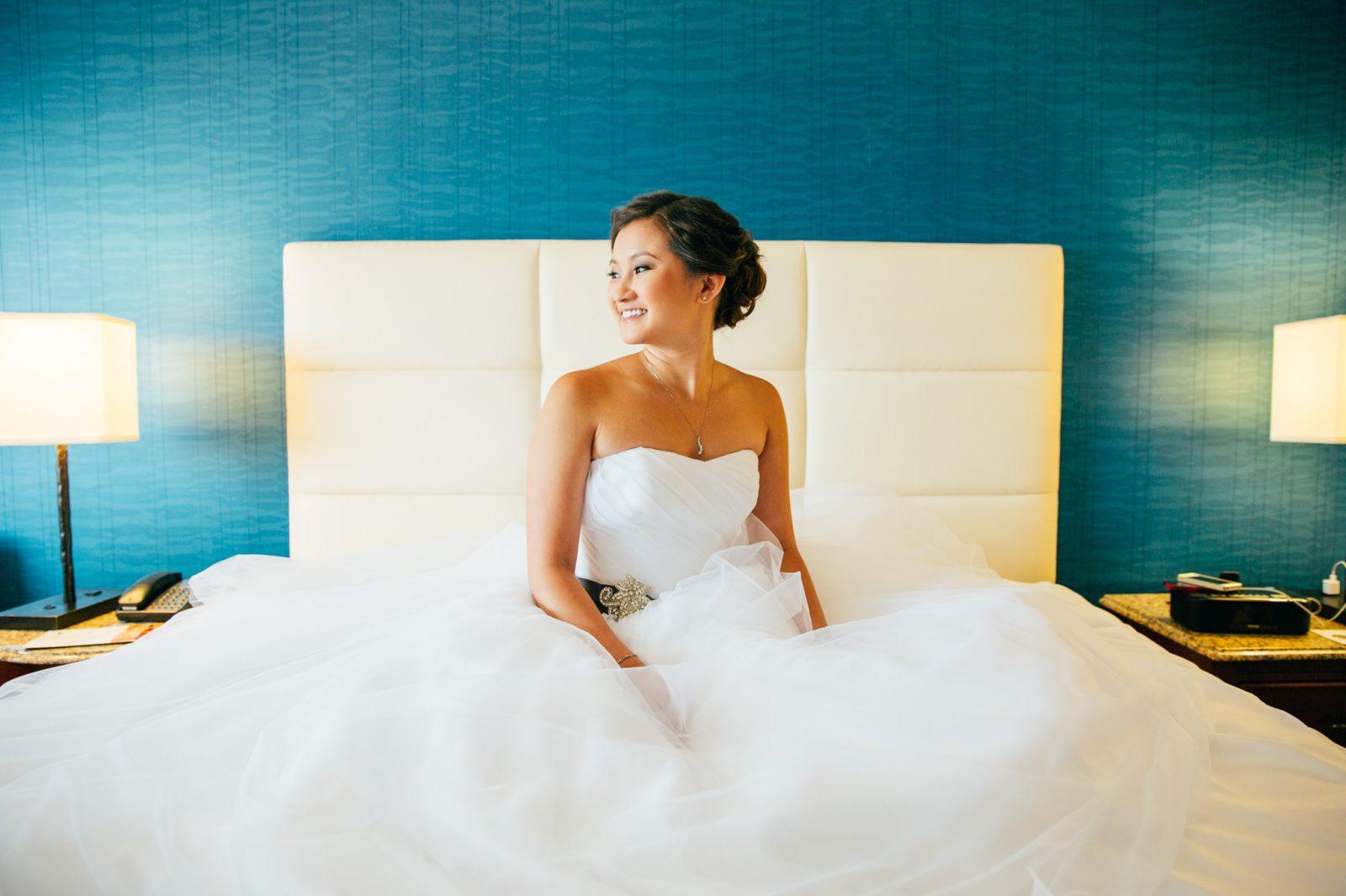 Cherry Creek Marriott Hotel Bridal