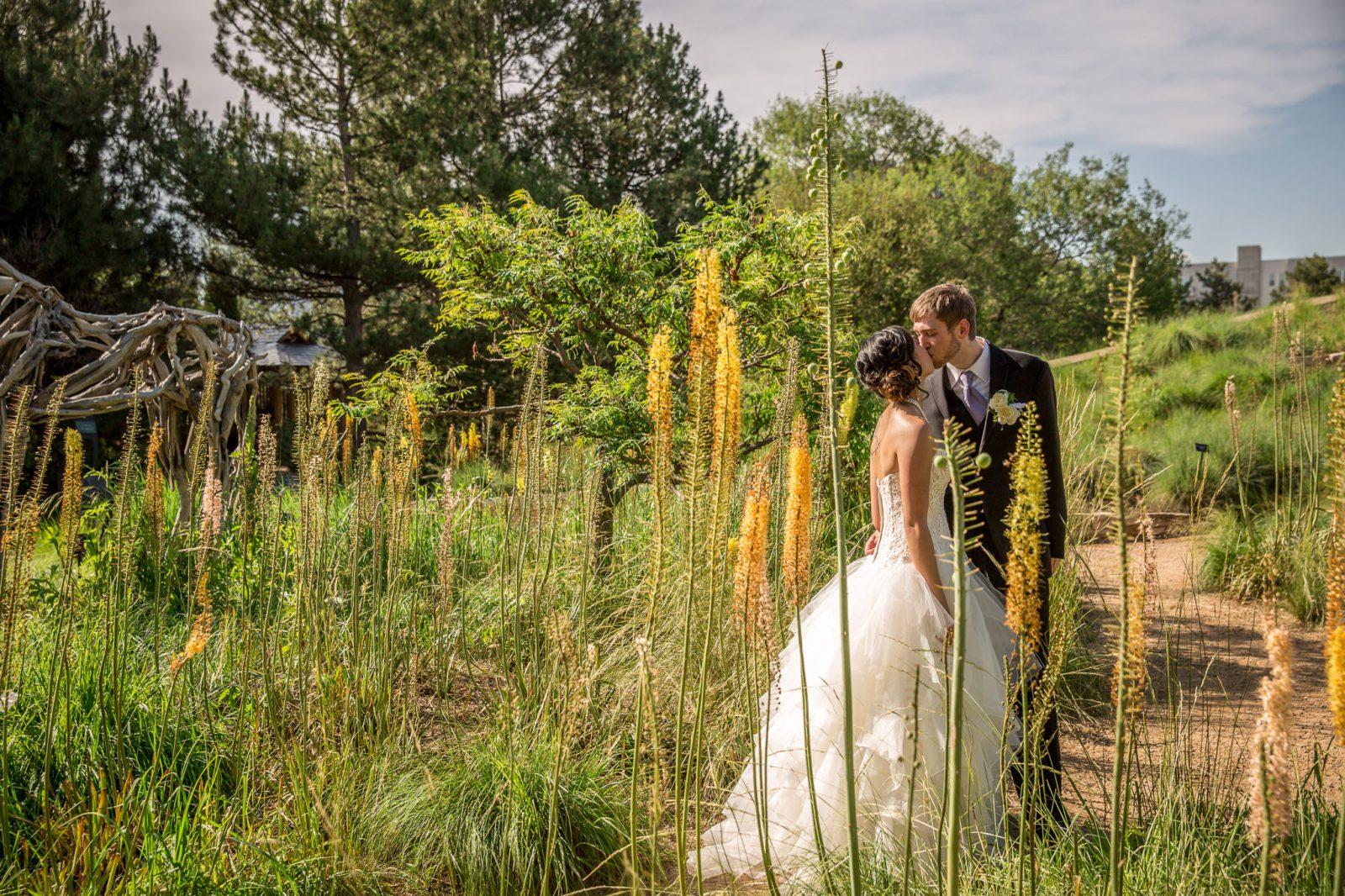 Denver Botanic Gardens Wedding Ceremony-2