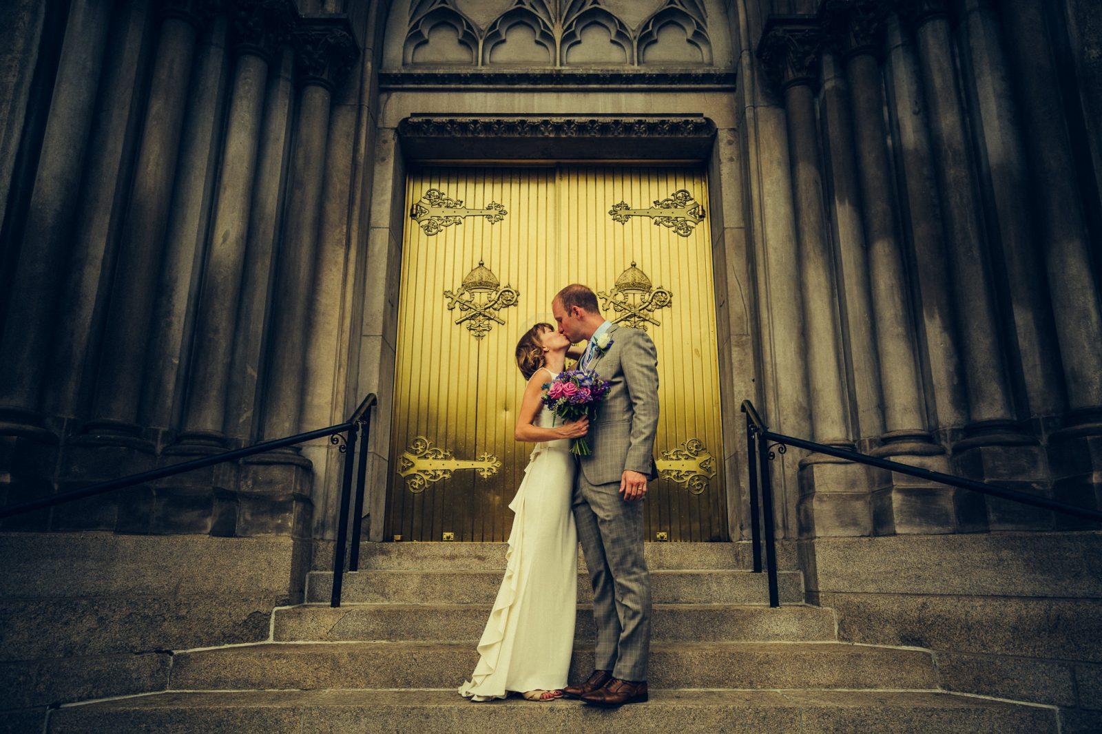 Denver Cathedral Wedding