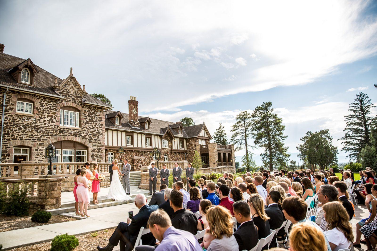 Highlands Ranch Mansion Wedding Photographer