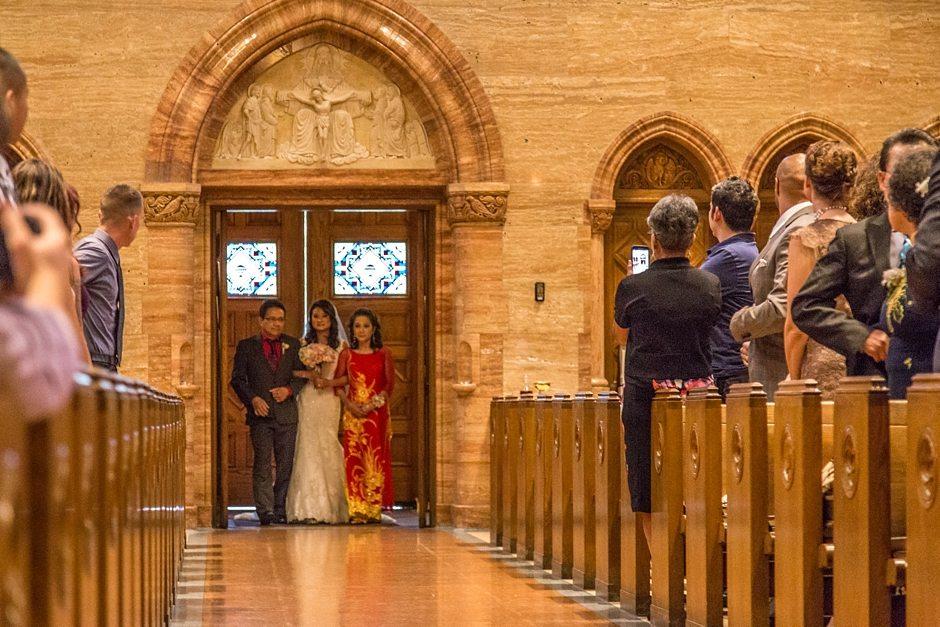 Space Gallery Denver Wedding Photographer Holy Ghost Church_0018