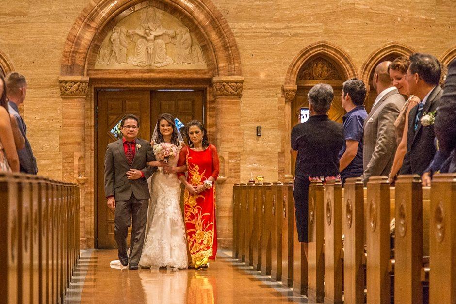 Space Gallery Denver Wedding Photographer Holy Ghost Church_0019