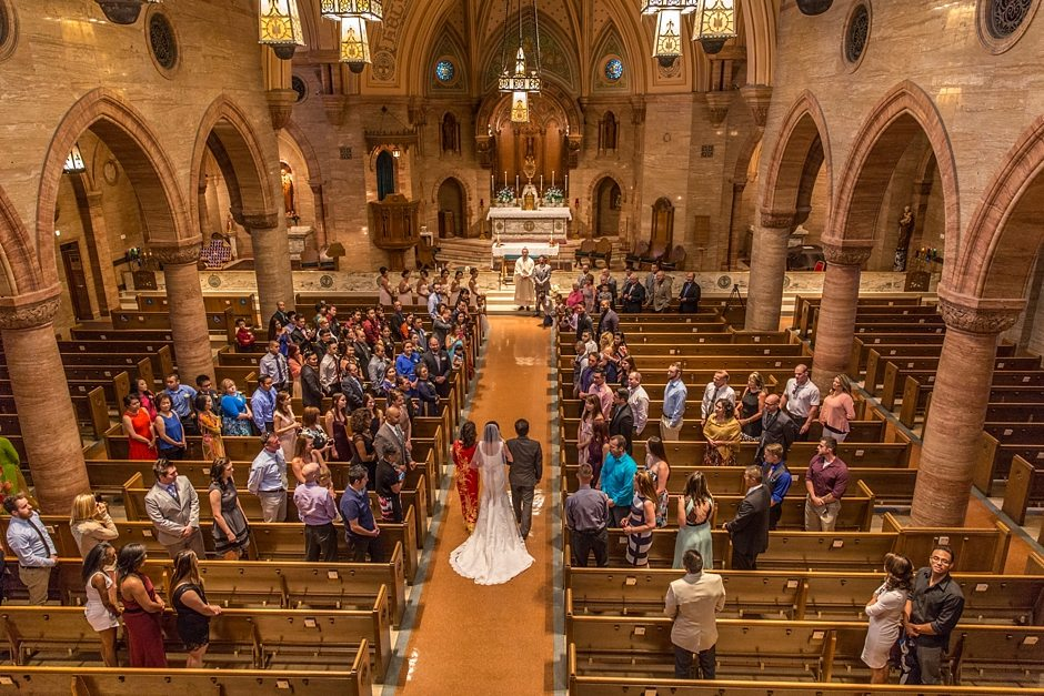 Space Gallery Denver Wedding Photographer Holy Ghost Church_0020