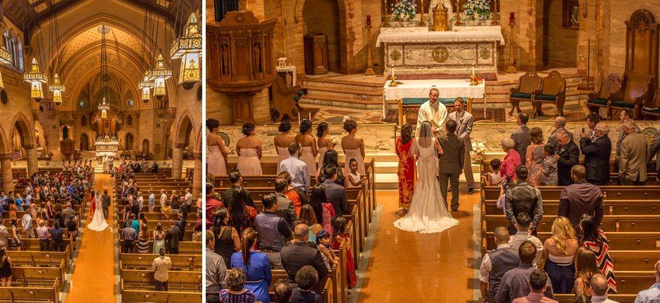 Space Gallery Denver Wedding Photographer Holy Ghost Church_0021