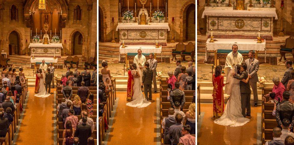 Space Gallery Denver Wedding Photographer Holy Ghost Church_0022