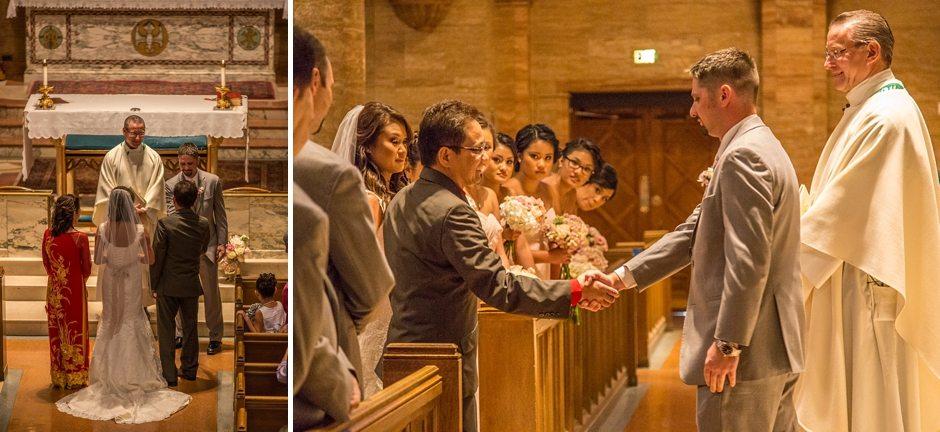Space Gallery Denver Wedding Photographer Holy Ghost Church_0023