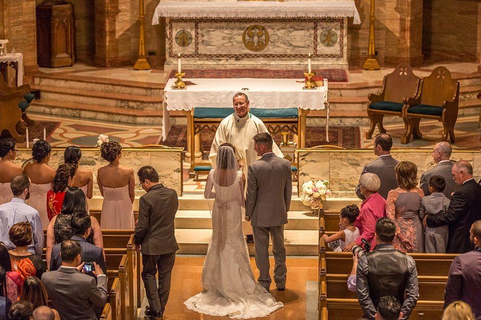 Space Gallery Denver Wedding Photographer Holy Ghost Church_0024