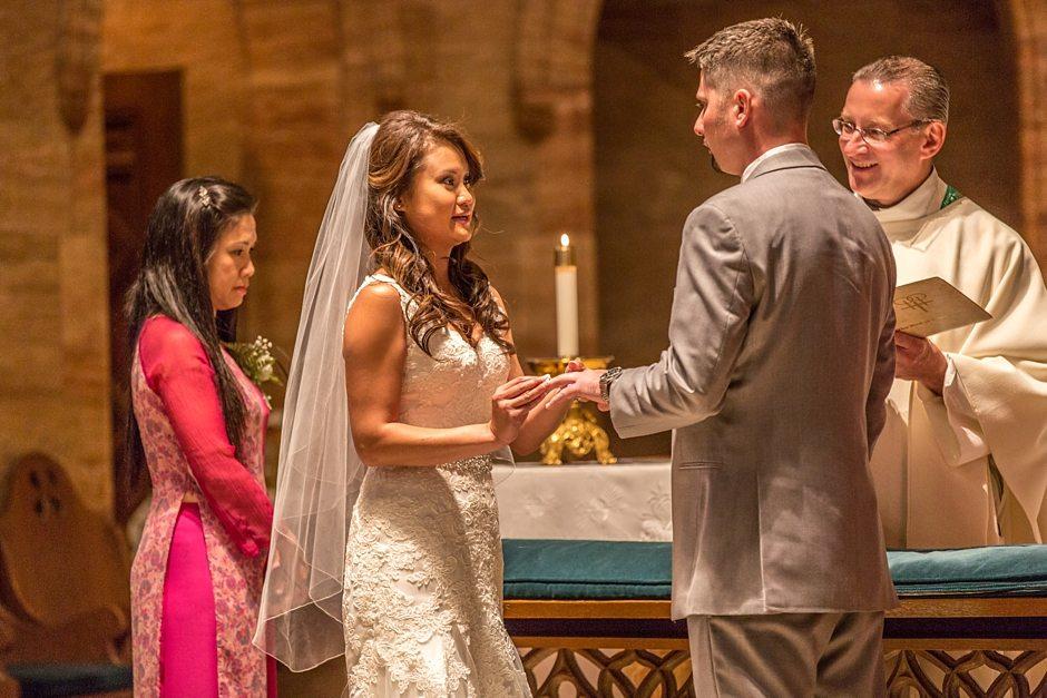 Space Gallery Denver Wedding Photographer Holy Ghost Church_0032