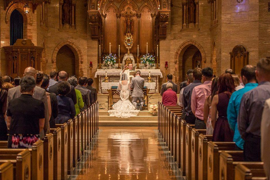 Space Gallery Denver Wedding Photographer Holy Ghost Church_0035