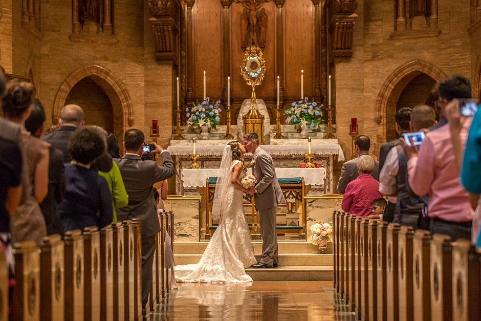 Space Gallery Denver Wedding Photographer Holy Ghost Church_0037
