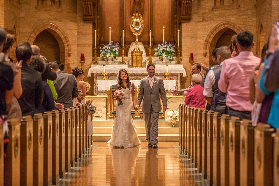 Space Gallery Denver Wedding Photographer Holy Ghost Church_0038