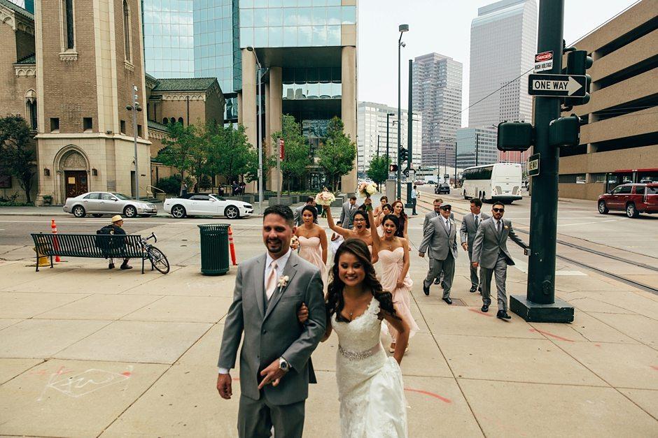 Space Gallery Denver Wedding Photographer Holy Ghost Church_0043