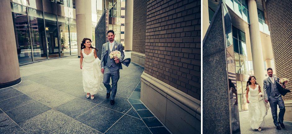 Space Gallery Denver Wedding Photographer Holy Ghost Church_0050