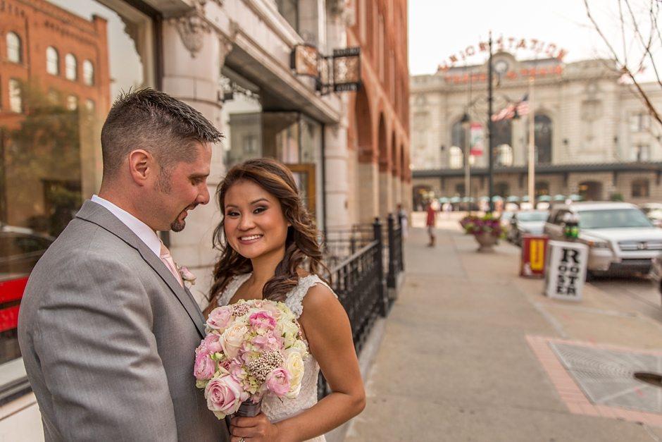 Space Gallery Denver Wedding Photographer Holy Ghost Church_0051