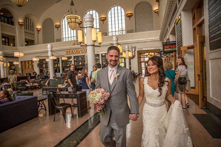 Space Gallery Denver Wedding Photographer Holy Ghost Church_0054