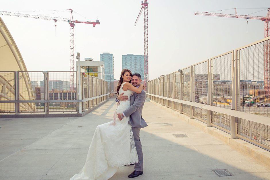 Space Gallery Denver Wedding Photographer Holy Ghost Church_0058