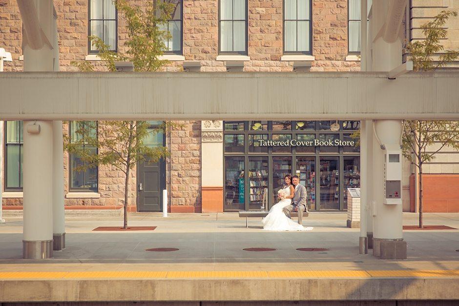 Space Gallery Denver Wedding Photographer Holy Ghost Church_0059