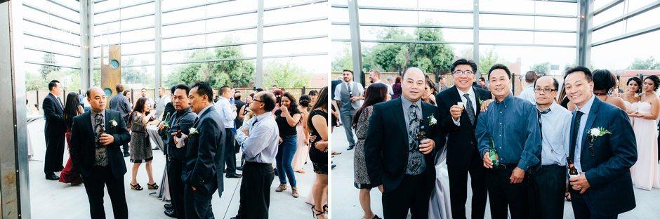 Space Gallery Denver Wedding Photographer Holy Ghost Church_0075