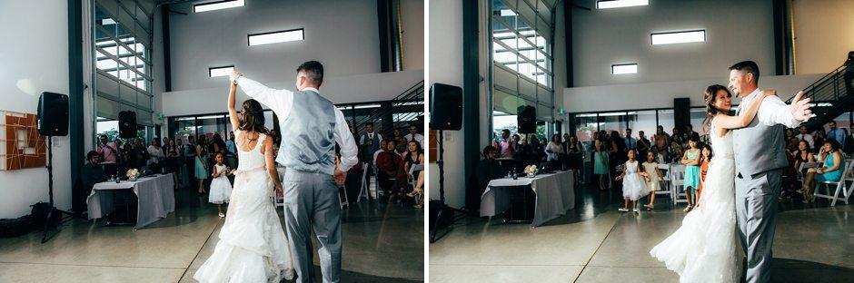 Space Gallery Denver Wedding Photographer Holy Ghost Church_0081