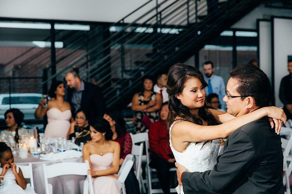 Space Gallery Denver Wedding Photographer Holy Ghost Church_0082
