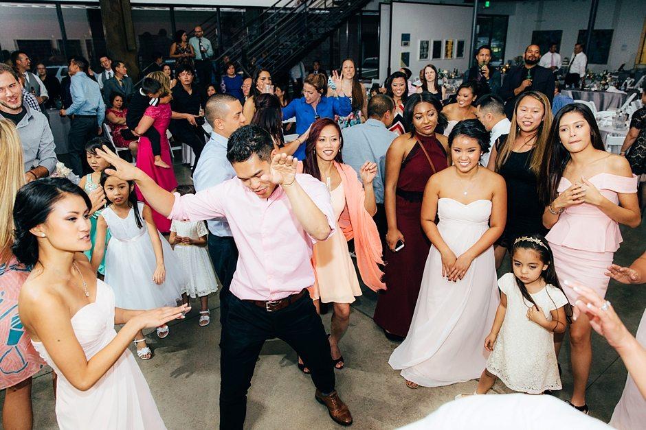 Space Gallery Denver Wedding Photographer Holy Ghost Church_0084