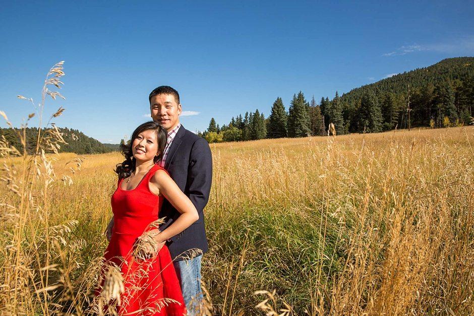 Aspen Colorado Vail Mountain Outdoor Engagement Photography-129