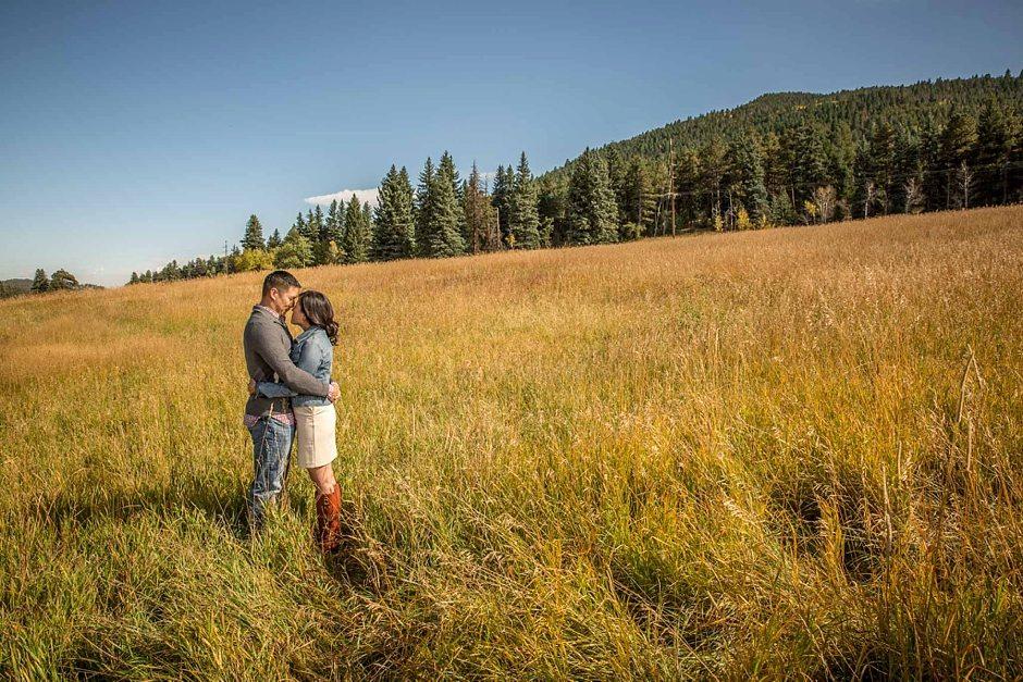 Aspen Colorado Vail Mountain Outdoor Engagement Photography-41