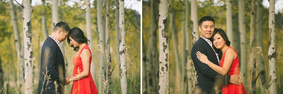 Aspen Colorado Vail Mountain Outdoor Engagement Photography-472
