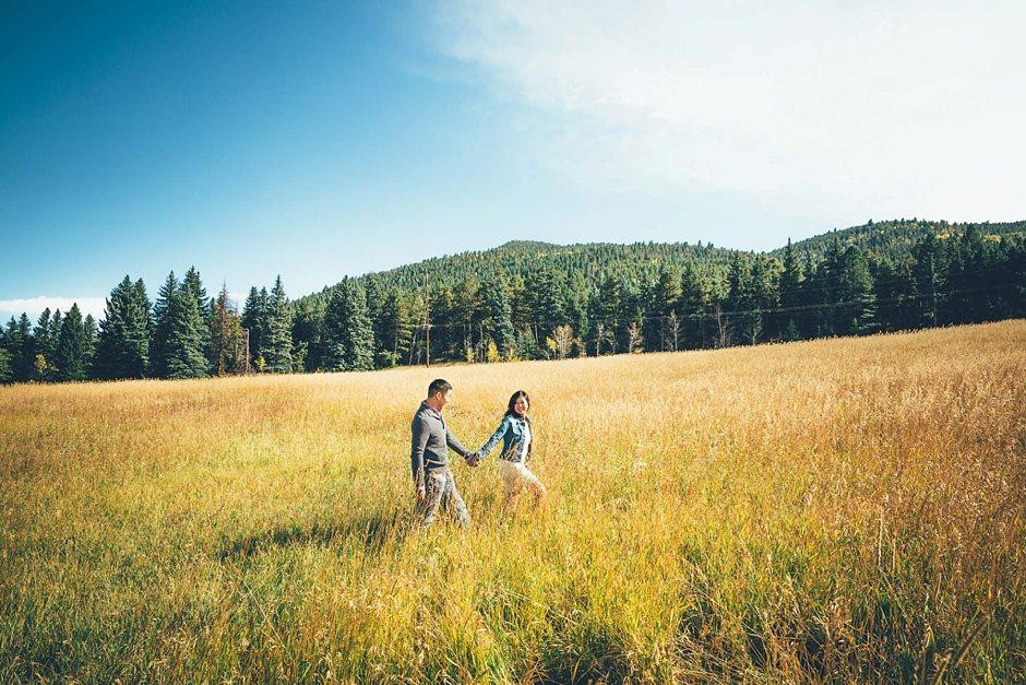 Aspen Colorado Vail Mountain Outdoor Engagement Photography-51