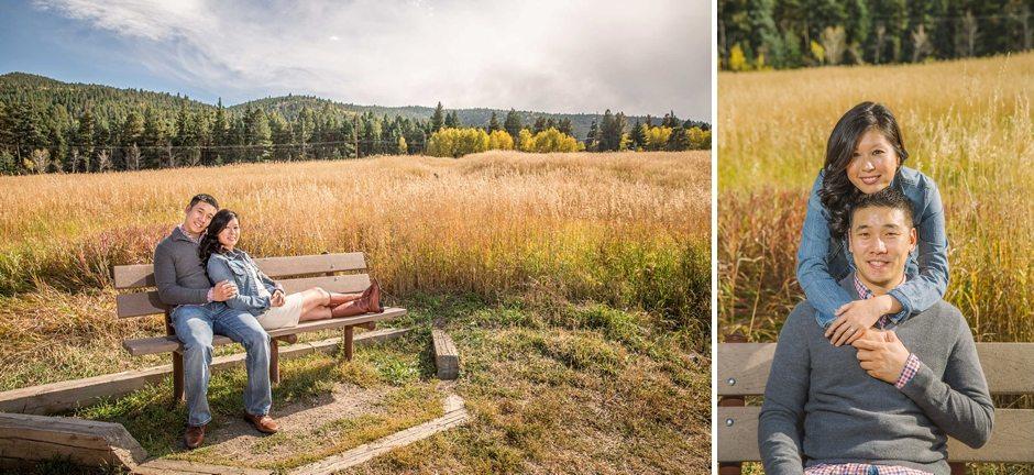 Aspen Colorado Vail Mountain Outdoor Engagement Photography-94