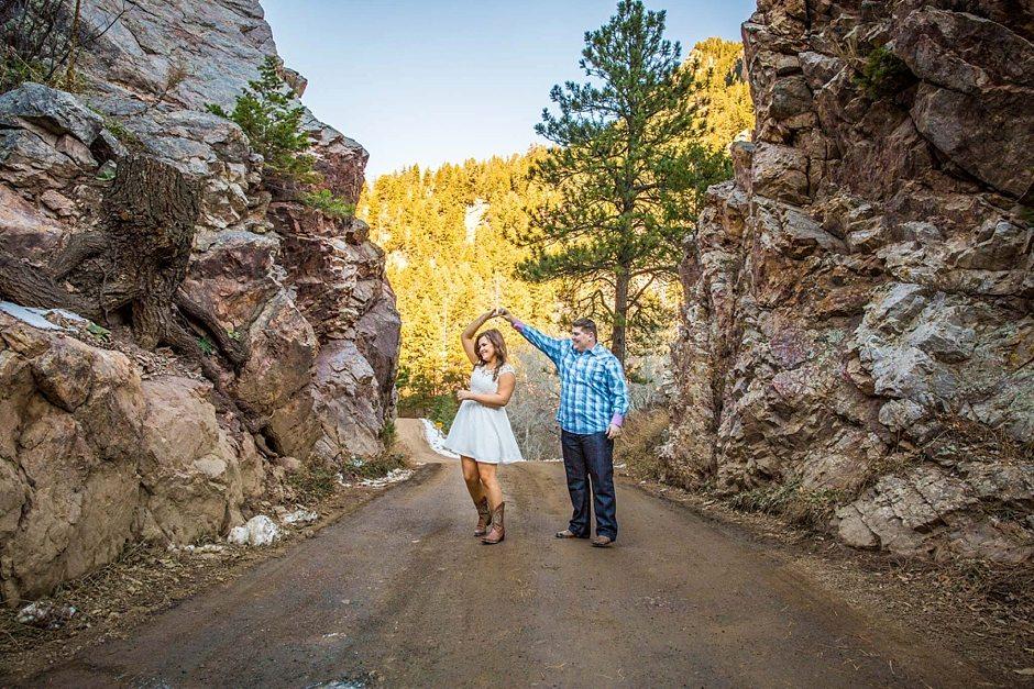 Colorado Photographer Engagement Photos David Guo-12