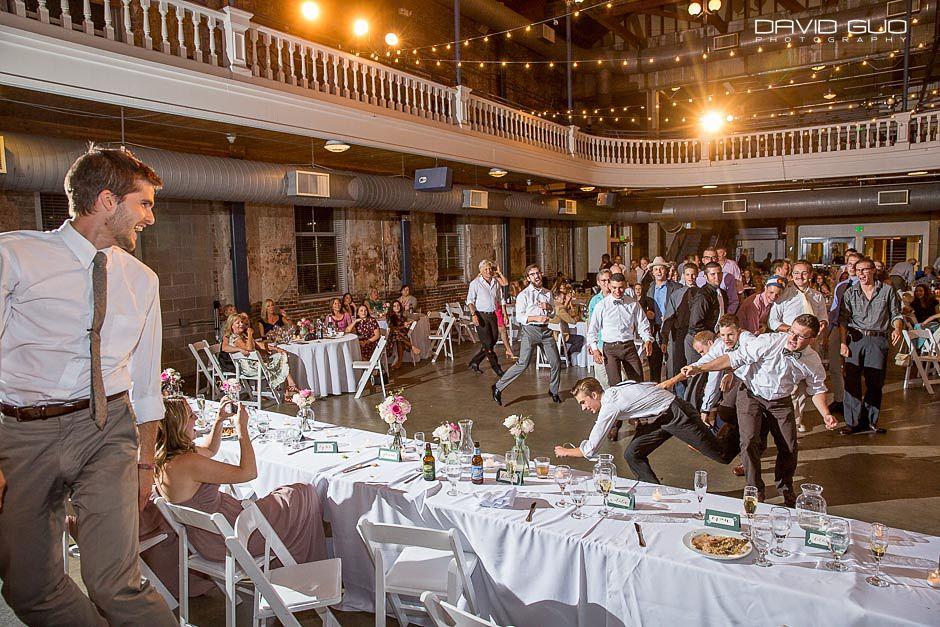 University of Colorado Denver Tivoli Student Center Wedding Photographer-104