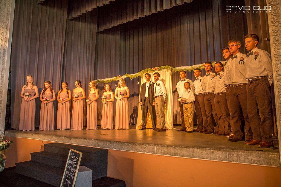 University of Colorado Denver Tivoli Student Center Wedding Photographer-35